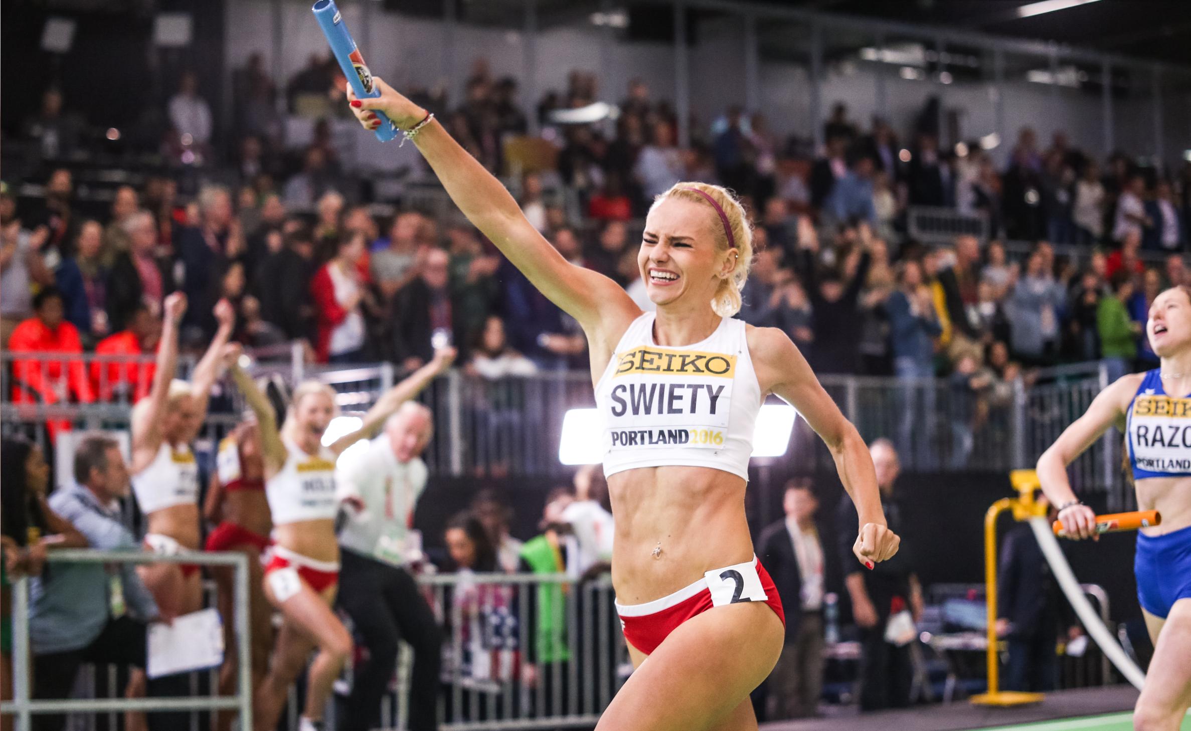 Mistrzostwa Polski w lekkiej atletyce